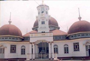 masjid raya rawang